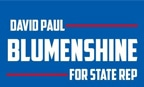 David Paul Blumenshine for Illinois State Rep Logo